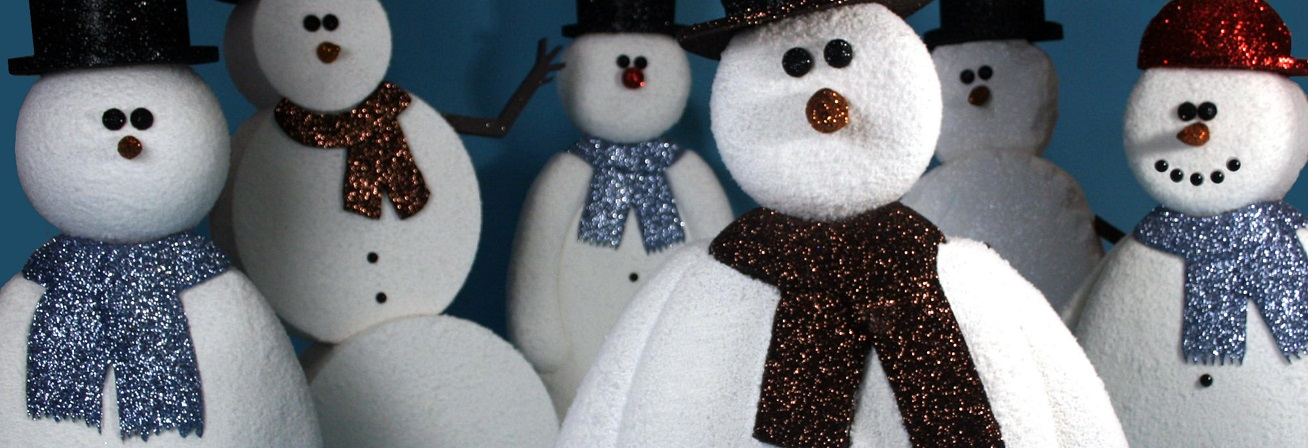 xmas-snowmen