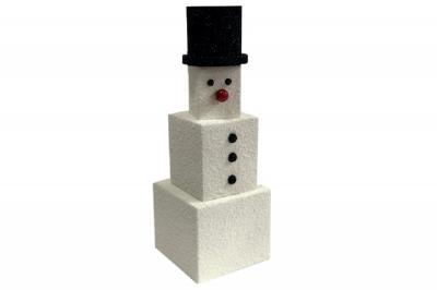 Big Boxster - Foam Snowman (7' or 8' tall)