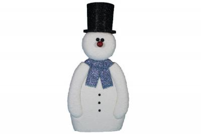 Mike - Foam Snowman (4', 5', or 6' tall)
