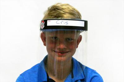 School Face Shields for High School Students